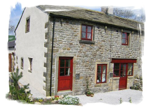 Our self catering cottages at Melling Dub Farm - Tosside is near Settle & Skipton in the North Yorkshire Dales